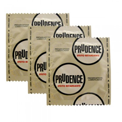Prudence Delay Condom 3pcs x 2pkt (Tahan Lama)