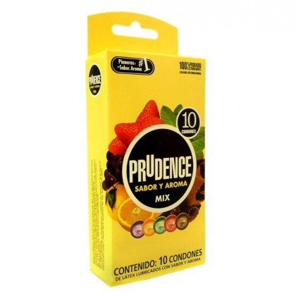 Prudence Condom - Mix Aroma 10's Flavour