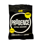 Prudence Extra Grande XL Regular Condom 3pcs