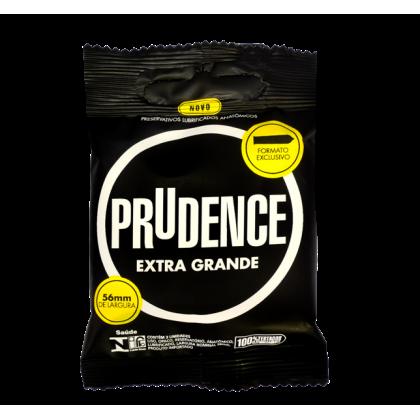 Prudence Extra Grande XL Regular Condom 3pcs