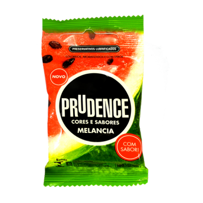 Sample Prudence Watermelon Condom 3's