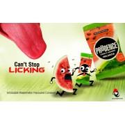 Sample Prudence Watermelon Condom 3's