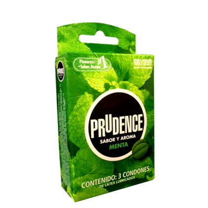 Prudence Mint Flavour Condom