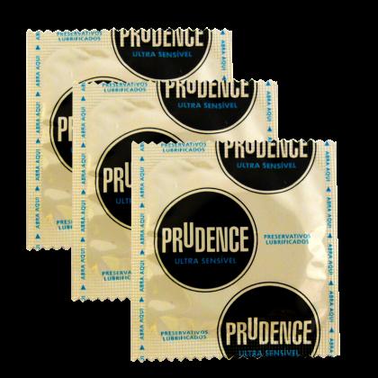 Prudence Ultra Sensivel Ultrathin Condom