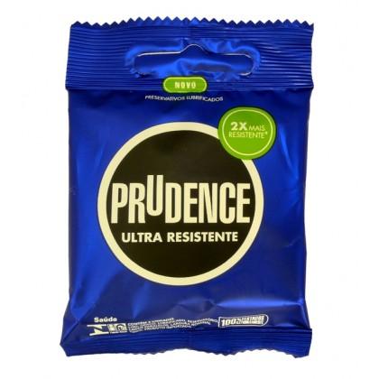 FR Prudence Ultra Resistente (STRONG+SAFE) Condom 3's