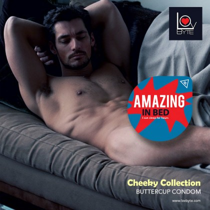 Buttercup Box Cheeky Edition - Amazing in Bed 9pcs