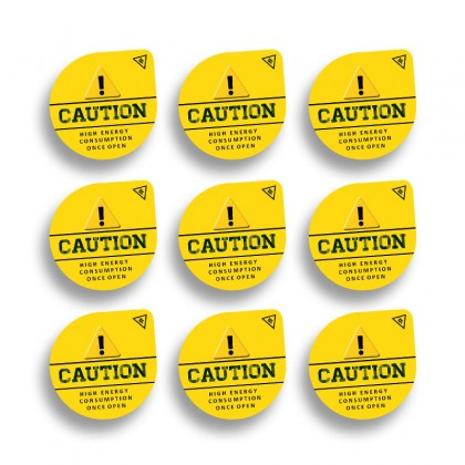 Buttercup Box Cheeky Edition - Caution 9pcs