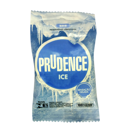 FR Prudence Ice Cooling Condom 3's