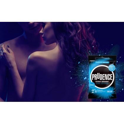 Prudence XL Ultrathin Sensivel Condom