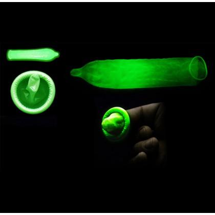 Prudence Glow in the Dark Condom 1's
