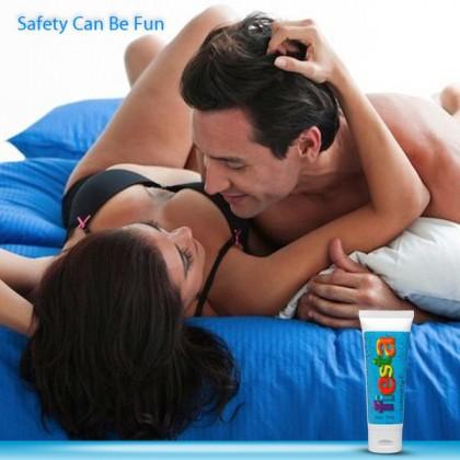 Combo Finger Massager, Fiesta Natural Lubricant, Ultrathin 3's & Ultra Safe Condom 3's