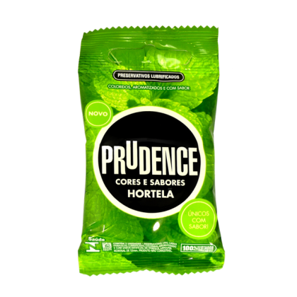 FR Prudence Mint Flavour Condom 3's
