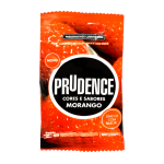 Prudence Strawberry Condom 3's