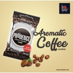 FR Prudence Cafe Coffee Flavour Condom 3s