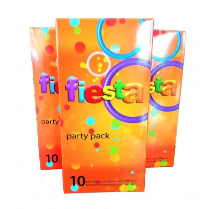Fiesta Party Pack 10pcs