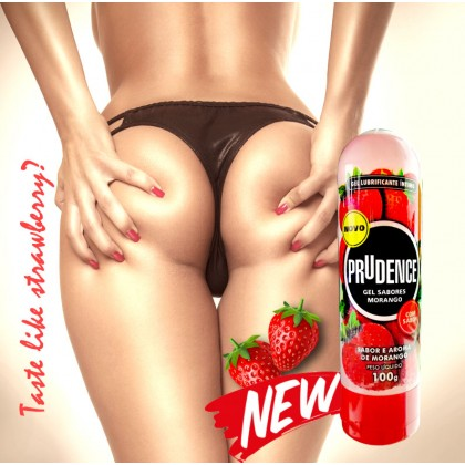 Prudence Lubricant Strawberry Aroma 100g