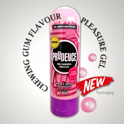 Prudence Lubricant Chewing Gum Aroma 100g